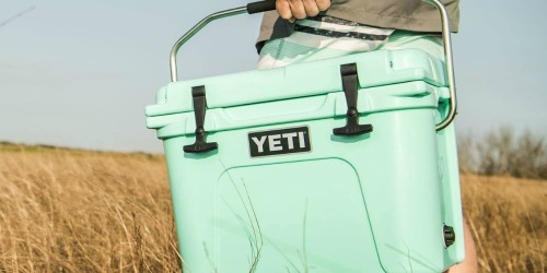 YETI Roadie 20 Cooler Only $159.99 Shipped on Amazon (Regularly $200)