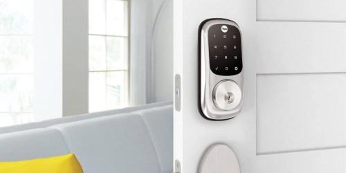 Smart Lock Touchscreen Amazon Key Edition Just $59.99 on Woot.com (Regularly $110)