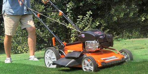 Yard Force 22″ Self-Propelled Mower Just $249.98 for Sam's Club Members