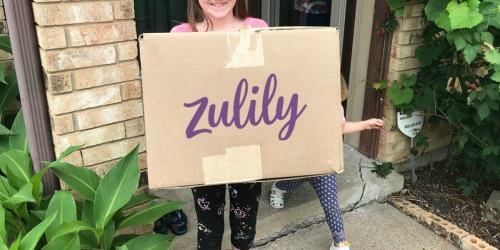 FREE Shipping on Zulily w/ Purchase of 3+ Items | Today Only!