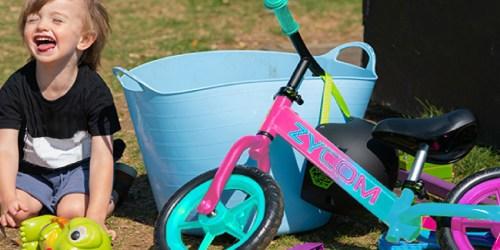 Kids Balance Bike w/ Helmet Only $29.92 on Walmart.com (Regularly $60) | Great Reviews