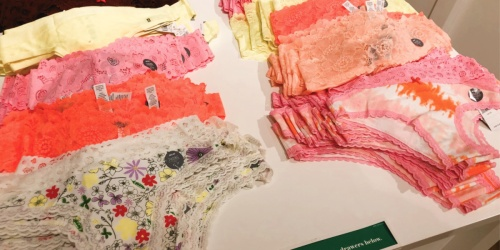10 Pairs of Aerie Undies Only $35 Shipped Today ONLY (Just $3.50 Each!)