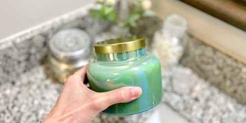 These $7.99 ALDI Candles Look Just Like Anthropologie Candles