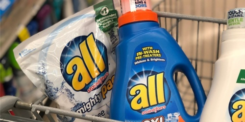 All or Snuggle Laundry Care Products ONLY $1.49 at Walgreens | In-Store & Online