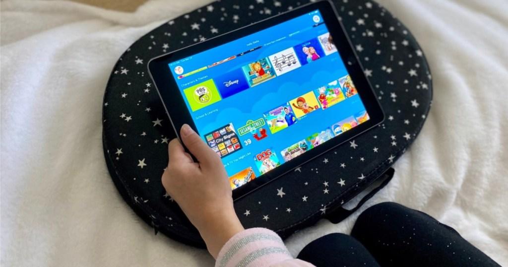 amazon freetime unlimited on kids ipad