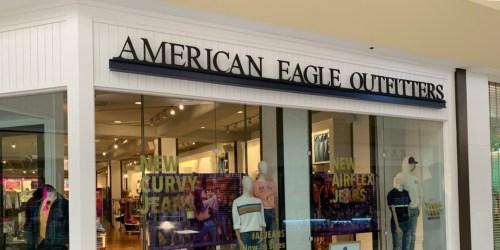 FREE $25 American Eagle eGift Card w/ $75 eGift Card Purchase