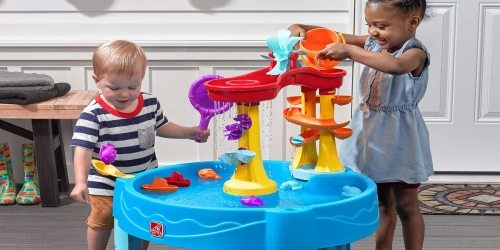 Step 2 Archway Falls Water Table with Accessories Only $44.98 Shipped