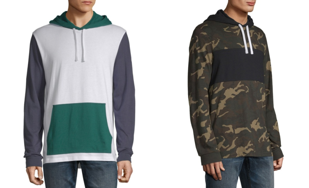 arizona hoodies on men at jcpenney