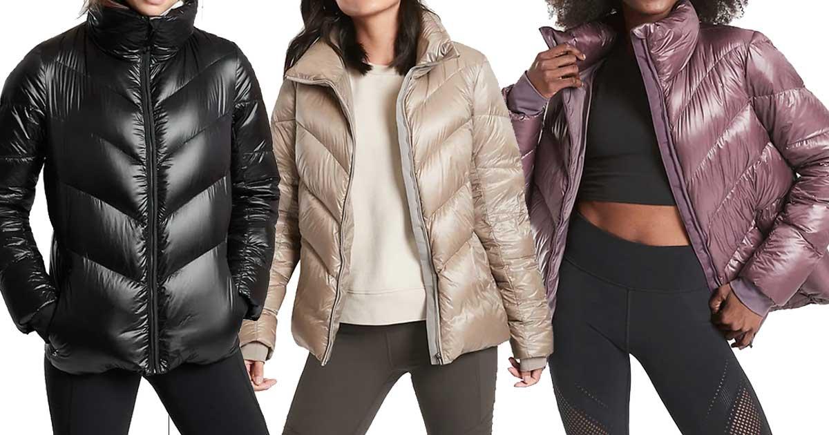 athleta outwear jackets for women