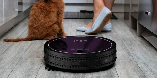 bObsweep Robotic Vacuum & Mop Only $189.99 Shipped on BestBuy.com | Great Reviews