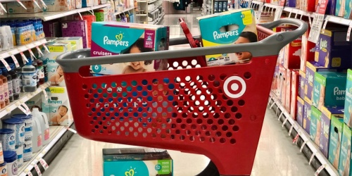 FREE $20 Target Gift Card w/ $100 Baby Products Purchase