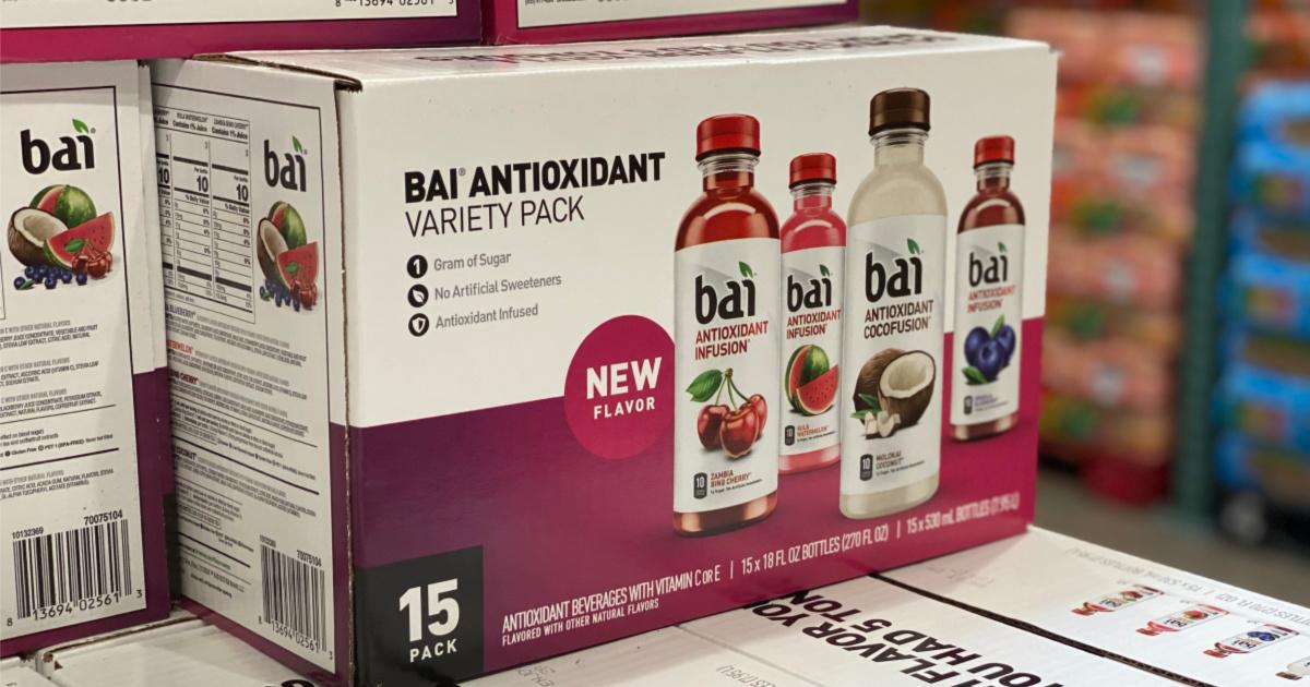Bai variety pack box