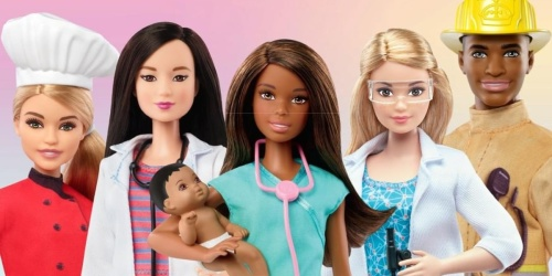 Mattel Donating Barbie Dolls to Children of First Responders