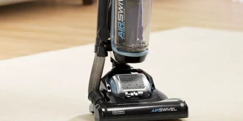 Black + Decker Airswivel Vacuum Only $49.99 Shipped on Target.com (Regularly $100)