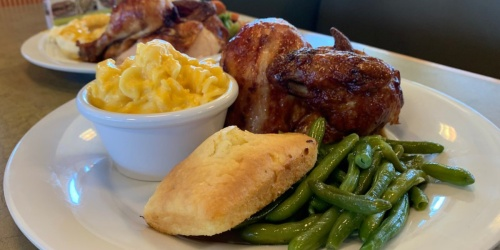 Buy One Boston Market Meal & Drink, Get One Meal FREE