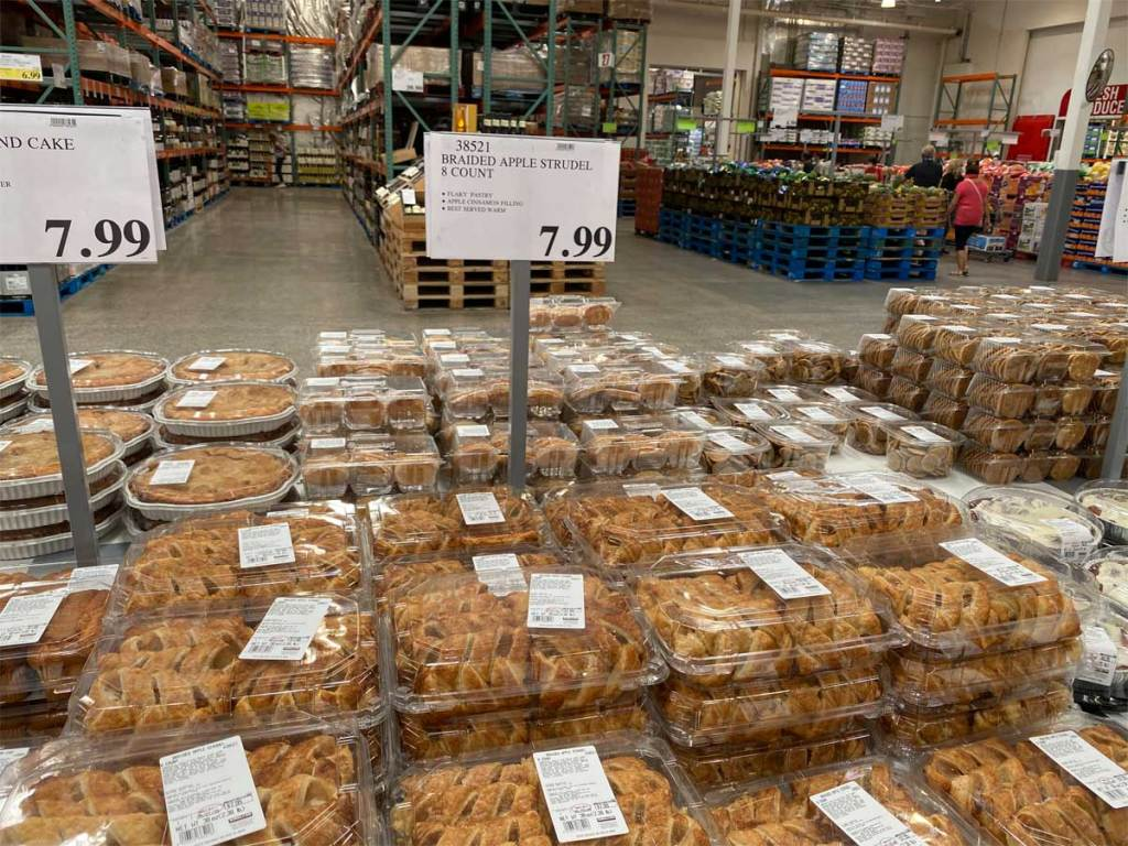 Costco's Braided Apple Strudels Look Just Like McDonald's ...