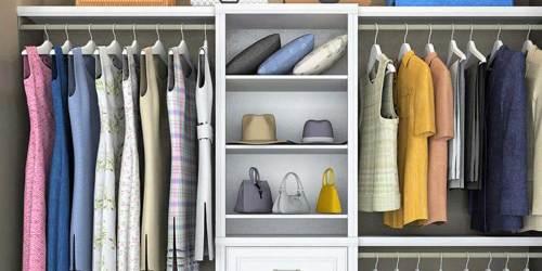 30% Off ClosetMaid Closet Systems on HomeDepot.com | Customize Your Closet