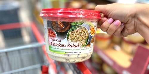 Costco is Selling Huge Tub of Cape Cod Chicken Salad for Just $10
