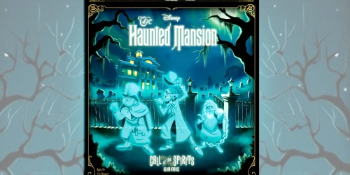 Disney Haunted Mansion Game Coming Soon