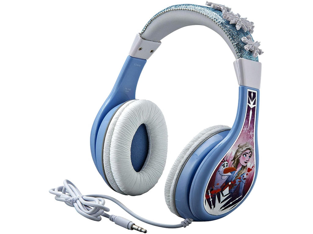 eKids KIDdesigns Frozen Cool Tunes Headphones