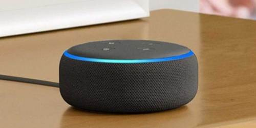 Echo Dot 3rd Generation Just $24.99 on Woot.com