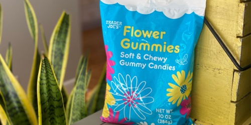 These Flower Gummies Are in Full Bloom at Trader Joe's