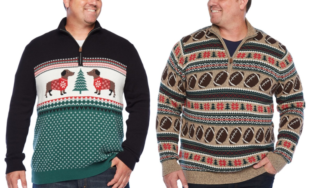 foundry & co mens pullover