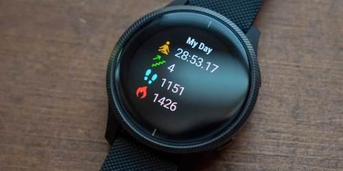 Garmin Vivoactive 3 GPS Smart Watch Only $119.99 Shipped