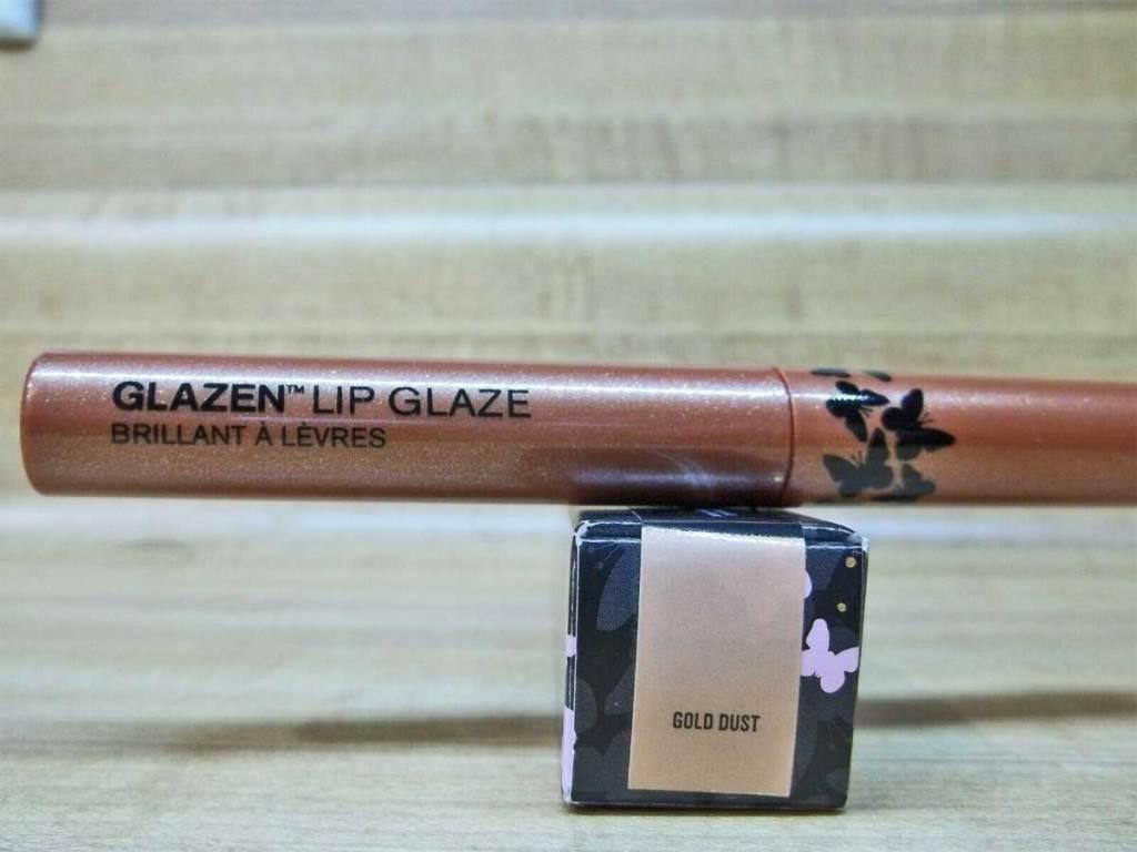 tube of glazen lip glaze