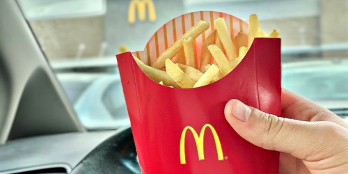 Celebrate National French Fry Day on July 13th w/ These Freebies & Deals