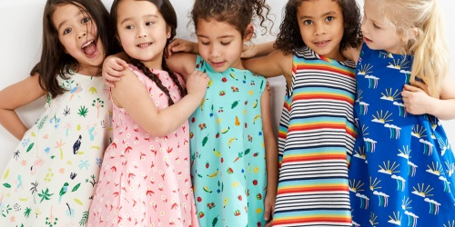 Up to 75% Off Hanna Andersson Kids Apparel + FREE Shipping