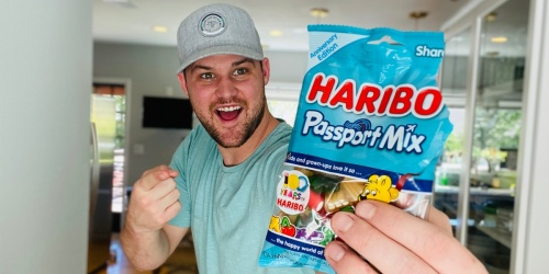 This Haribo Limited Edition Passport Mix Includes Gummies From Around the World