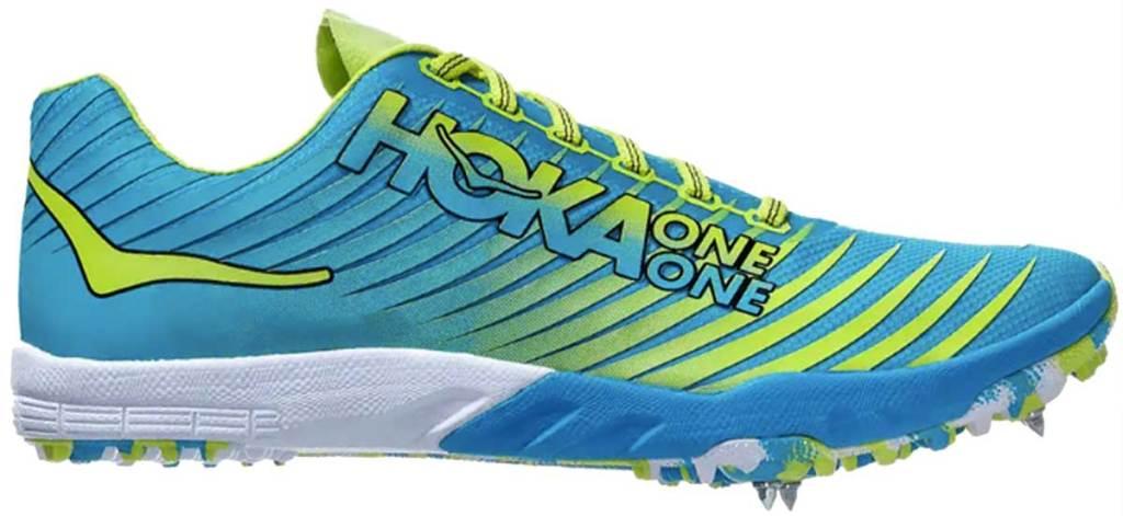 women's hoka one spike shoes