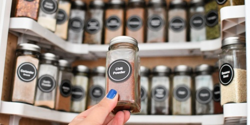 Cook Often? KonMari Your Spice Cabinet with THIS.