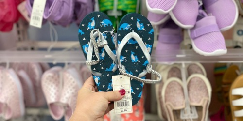 Buy 1, Get 1 FREE Sandals at Target | Cat & Jack Styles from $2 Each
