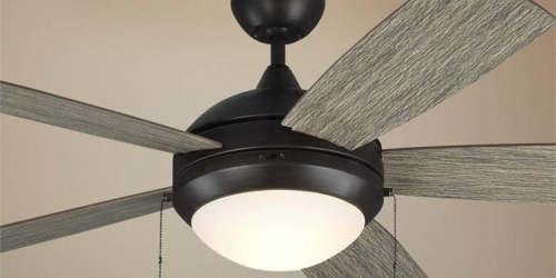 Huge Savings on Lighting & Ceiling Fans + FREE Shipping on HomeDepot.com