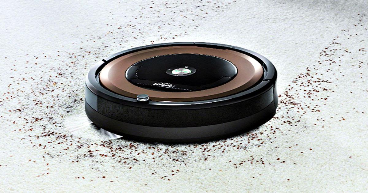 iRobot Roomba 890 Robot Vacuum with Wi-Fi