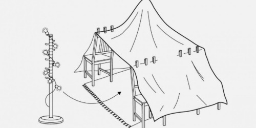 IKEA is Sharing Free Instructions to Make 6 Awesome Blanket Forts for Kids