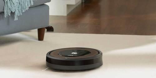 iRobot Roomba 890 Robot Vacuum w/ Wi-Fi Only $279.99 Shipped on Walmart (Regularly $500)