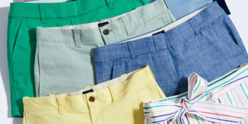 Up to 90% Off J. Crew Factory Apparel for the Family
