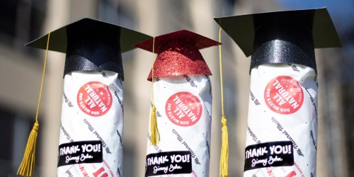 FREE Jimmy John's Sandwich for 2020 Grads (Only Valid for First 2,020 Requests)