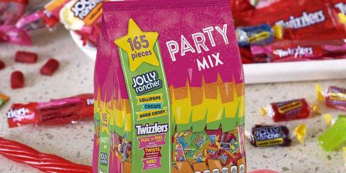 Jolly Rancher & Twizzlers Candy 165-Piece Bag Only $5.97 Shipped on Amazon