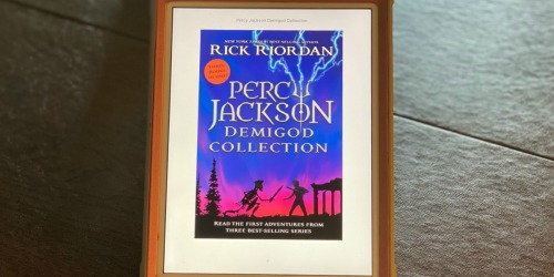 Percy Jackson Demigod eBook Collection Only 99¢ | Three Books in One