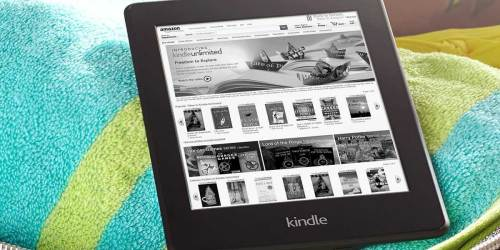 Kindle Voyage Refurbished E-Reader Only $69.99 on Woot.com