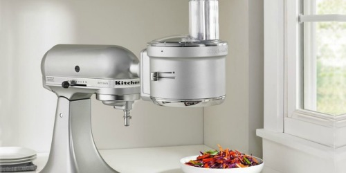 Up to 65% Off KitchenAid Attachments + Free Shipping