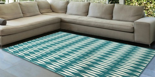 Mainstays 4×6 Area Rugs from $20 on Walmart.com