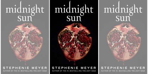 Pre-Order Midnight Sun, Book #5 in Twilight Series | Releasing August 4th