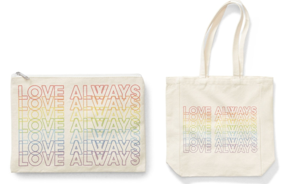 """""""love always"""" mixit bags"""