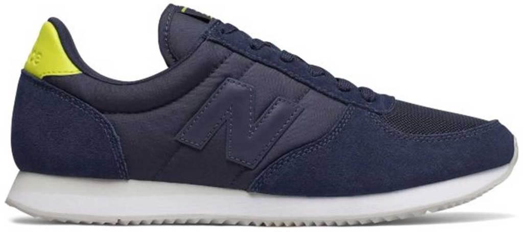new balance unisex blue yellow shoes
