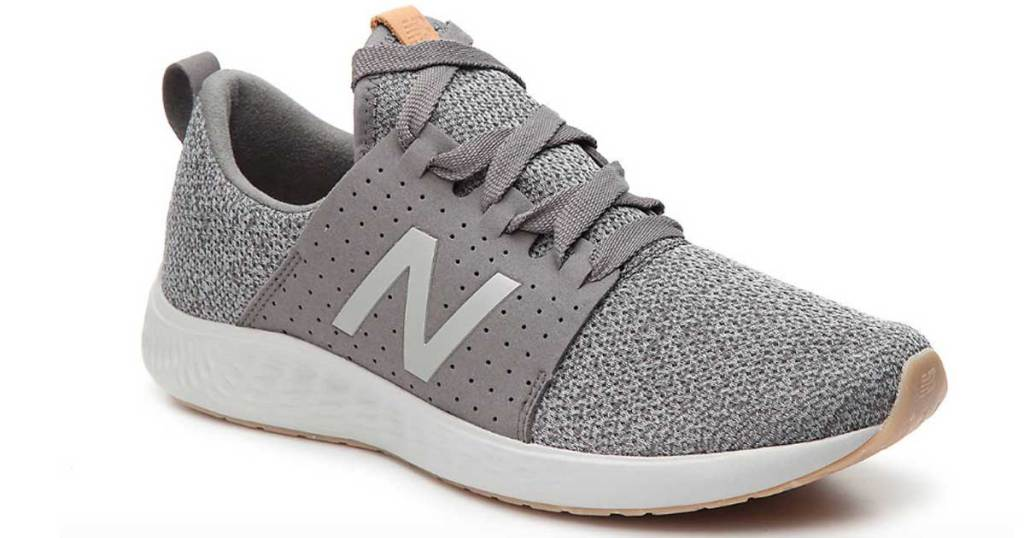 pair of gray running shoes for men